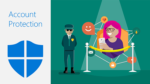 Account protection: Set your strongest Windows sign-in