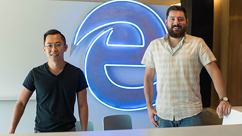 Meet Victor and Kyle: Building safer Edge use