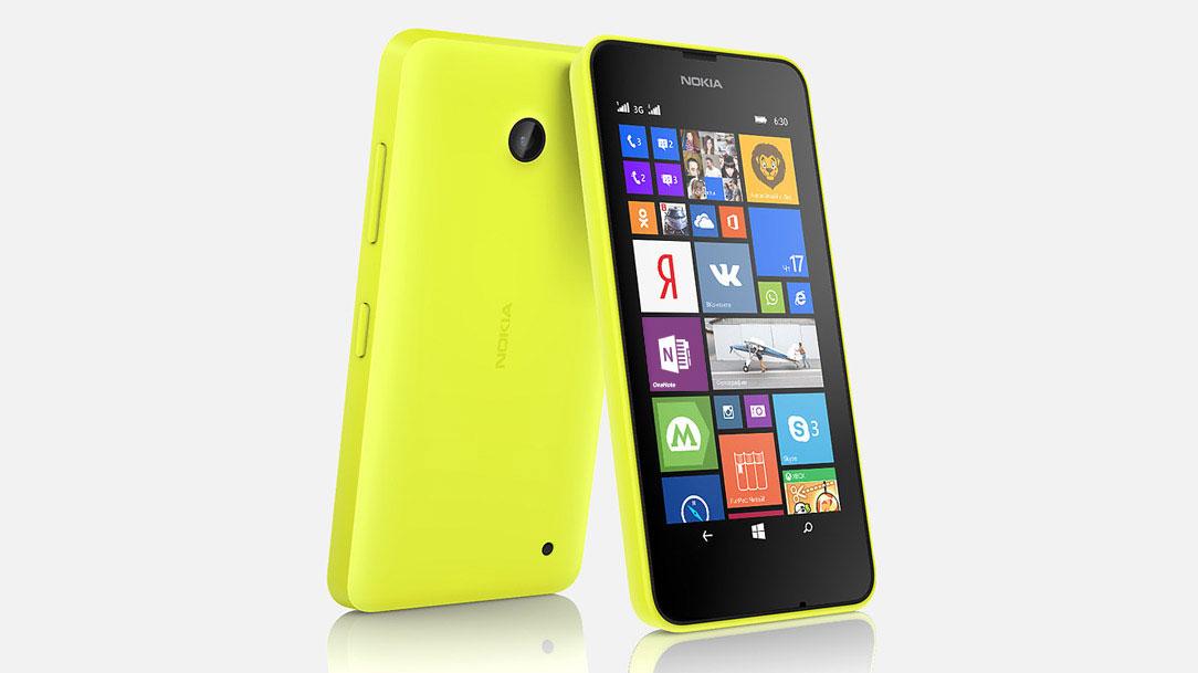 Nokia Lumia 630 Dual Sim Smartphones Microsoft Global