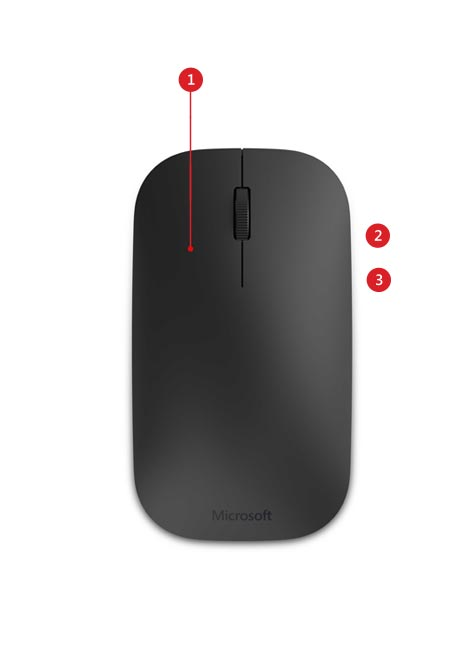 cccc71f41d5 Designer Bluetooth Mouse | Microsoft Accessories
