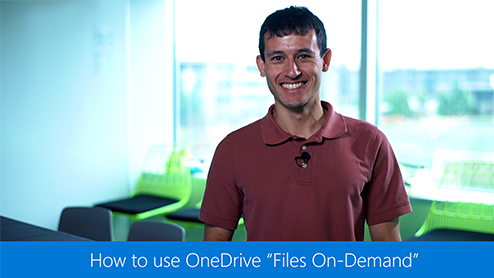 How to use OneDrive Files On-Demand