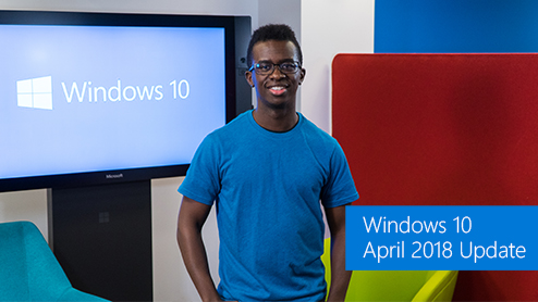How to get the Windows 10 April 2018 Update