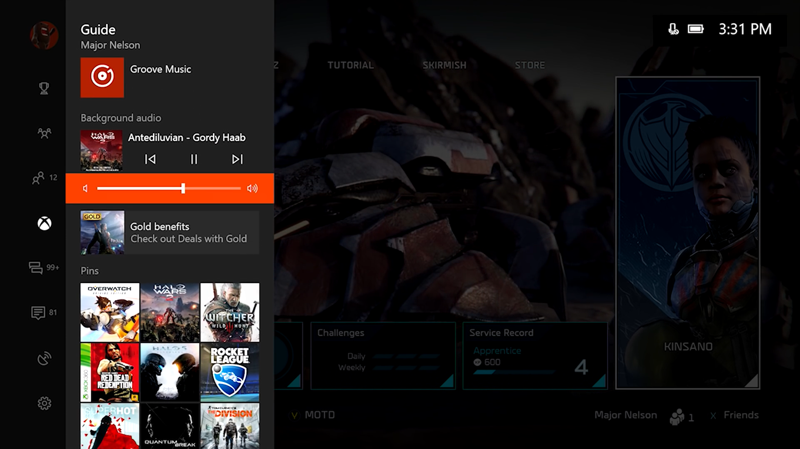 My Xbox One Experience | Windows Community