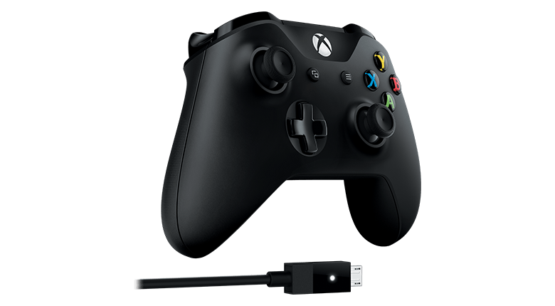 Xbox Controller Cable for Windows | Microsoft Accessories