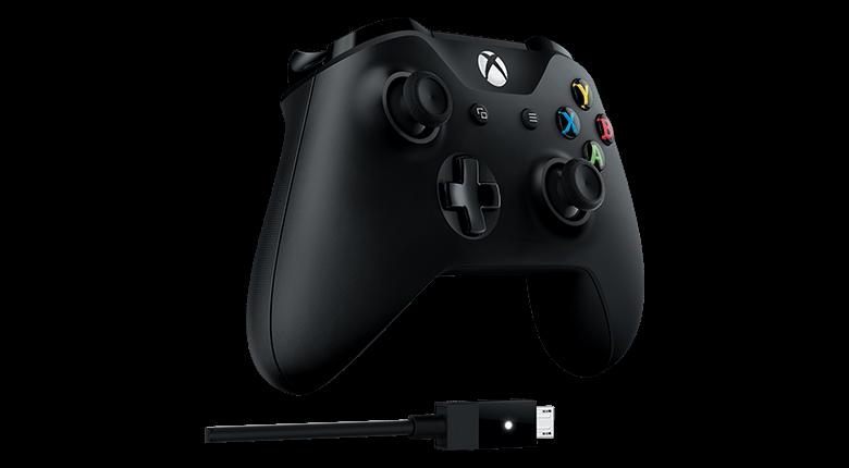 Controlador Xbox con cable