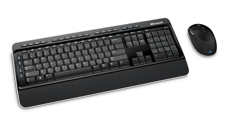 Microsoft 無線滑鼠鍵盤組 3000