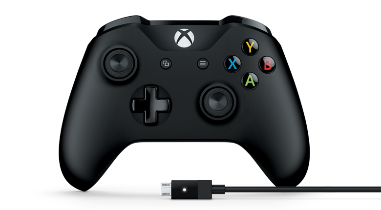Xbox Controller + Cable for Windows《Windows 專用 Xbox 控制器 + Windows 電腦連接線》