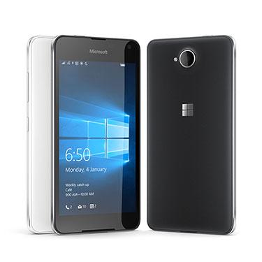 Das Lumia 650 bietet als Firmenhandy optimale Smartphone Sicherheit