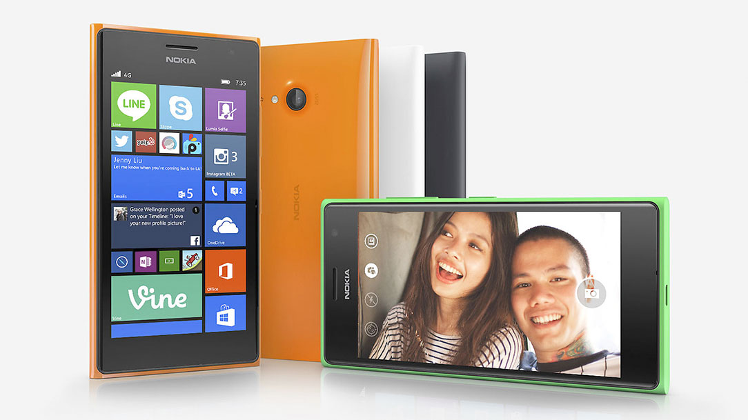 lumia 735 upgrade to windows 10