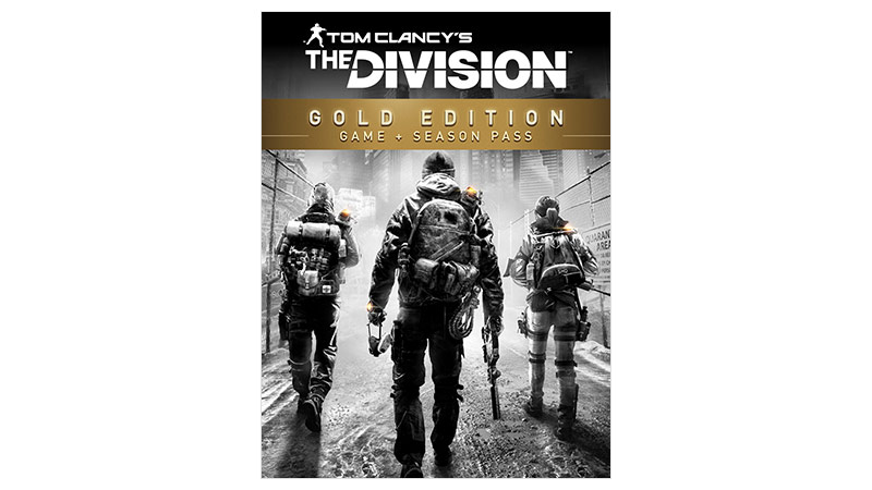 Tom Clancy's Division 黃金版