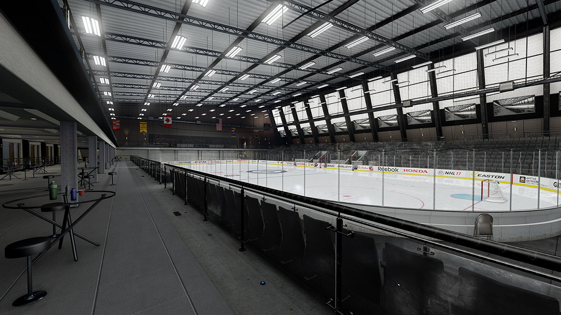 Tier 4-arena