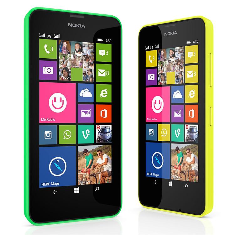 Microsoft Lumia 630 - фото 3