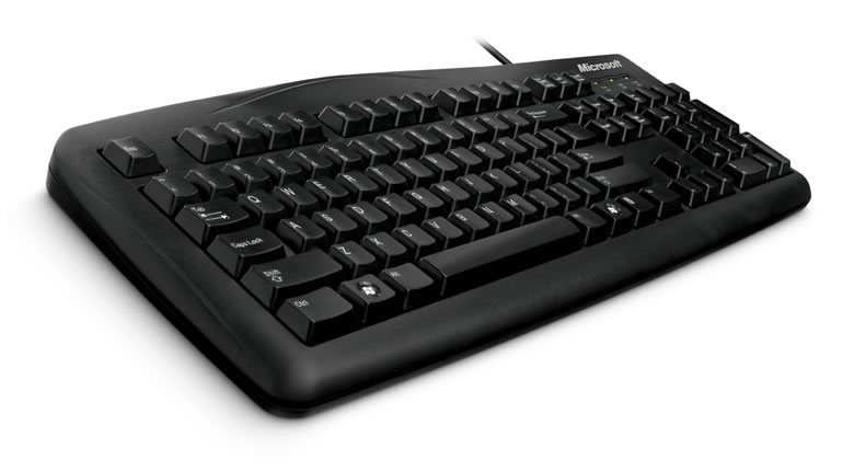 wired keyboard 200 microsoft accessories. Black Bedroom Furniture Sets. Home Design Ideas