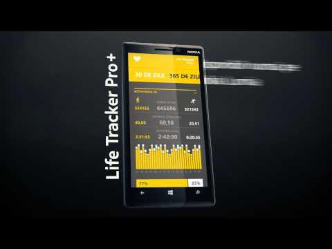 Life Tracker Pro+ app video