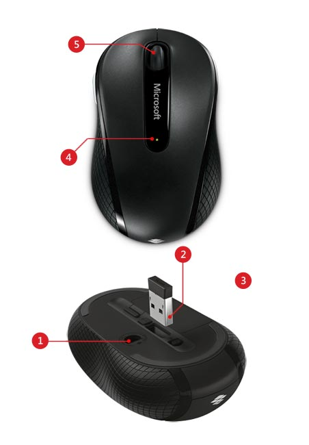Microsoft Wireless Laser Mouse Driver Download for Windows 10/8/7/XP/Vista
