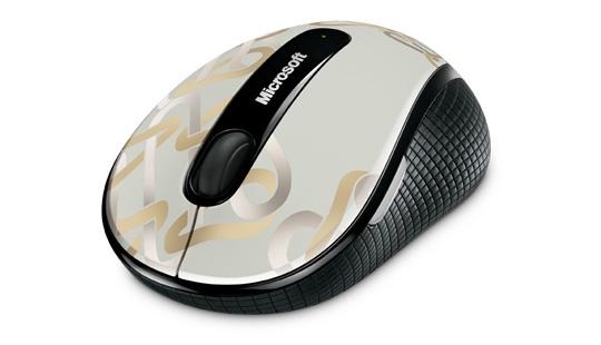 无线蓝影便携鼠标 4000 限量版 (Wireless Mobile Mouse 4000 Limited Edition)