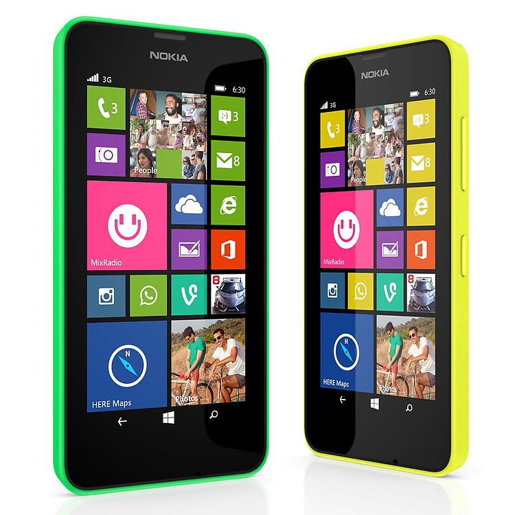 Thay màn hình, thay mặt kính Nokia Lumia 630