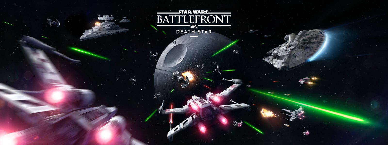 Death Star de Star Wars Battlefront