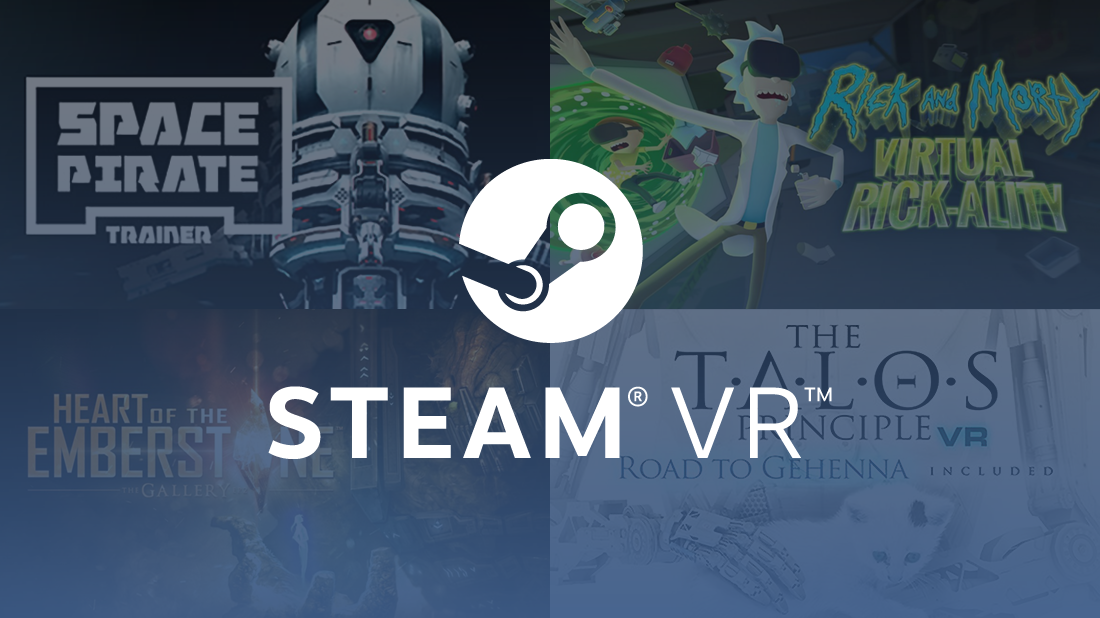 SteamVR games in mixed reality