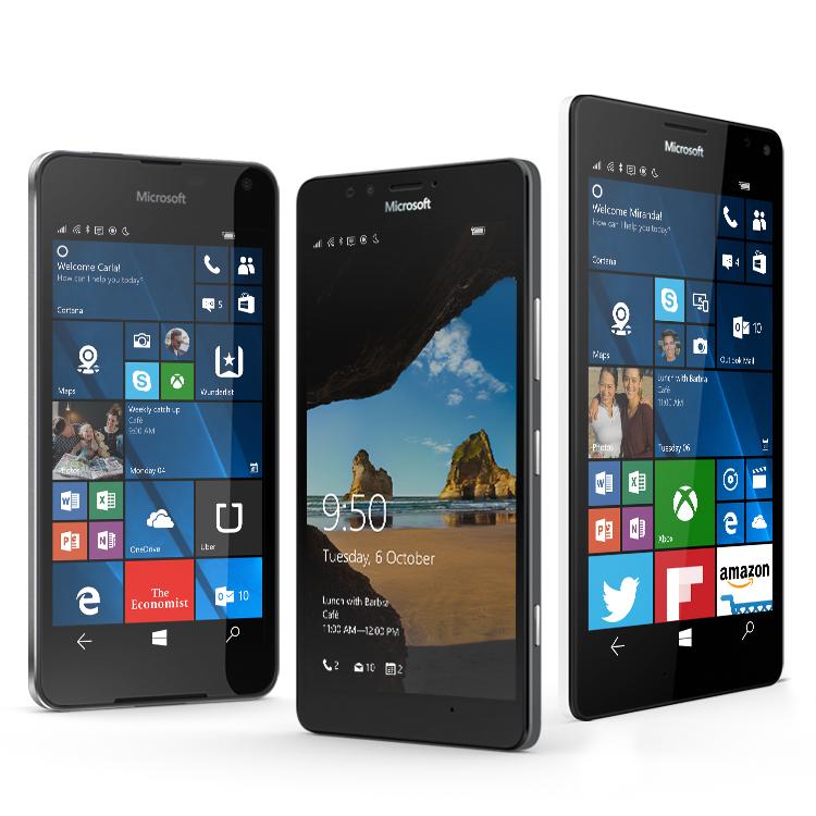 The Latest Windows 10 Experience on Your Lumia Phone - Microsoft ...