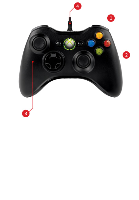 Xbox 360 Controller product details