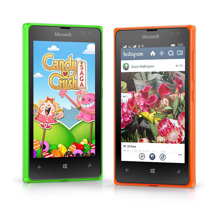 Microsoft Lumia 532 aplicativos Dual SIM