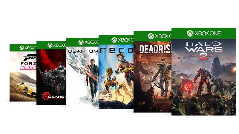 Tot 64% korting op Xbox Games