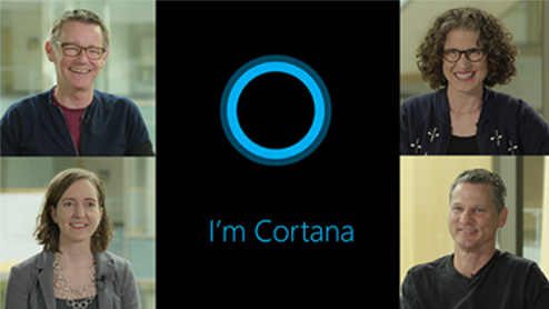 Cortana: a digital assistant with personality and smarts