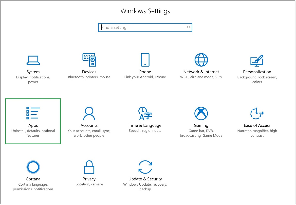 Setting Default Applications just got easier with Windows 10