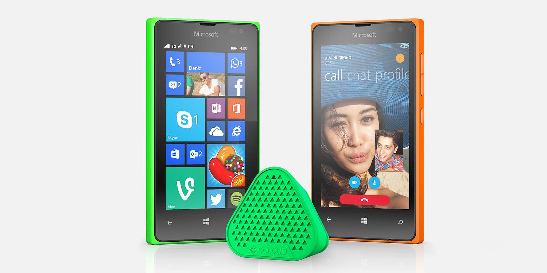 Характеристики Microsoft Lumia 435