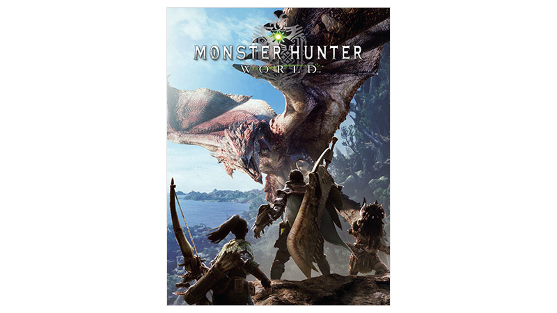 Monster Hunter World Standard edition boxshot