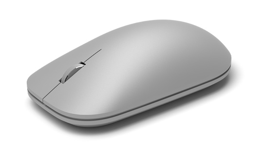 Microsoft Surface Mouse (Surface マウス) (グレー)