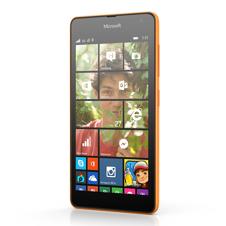 Support options for Nokia, Lumia, and feature phone devices