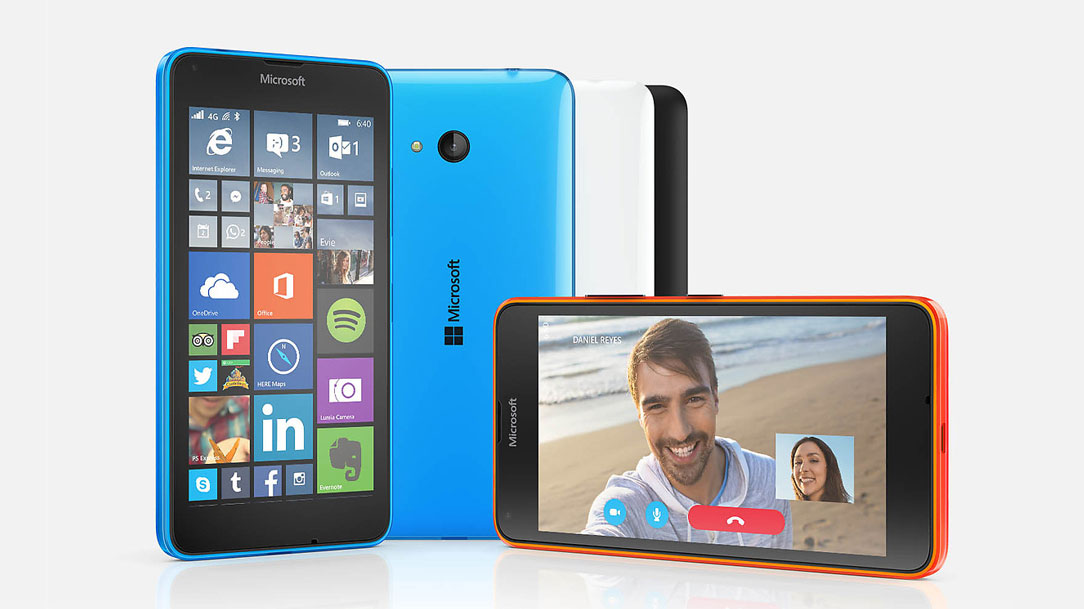 lumia 640 lte dual sim smartphone microsoft. Black Bedroom Furniture Sets. Home Design Ideas