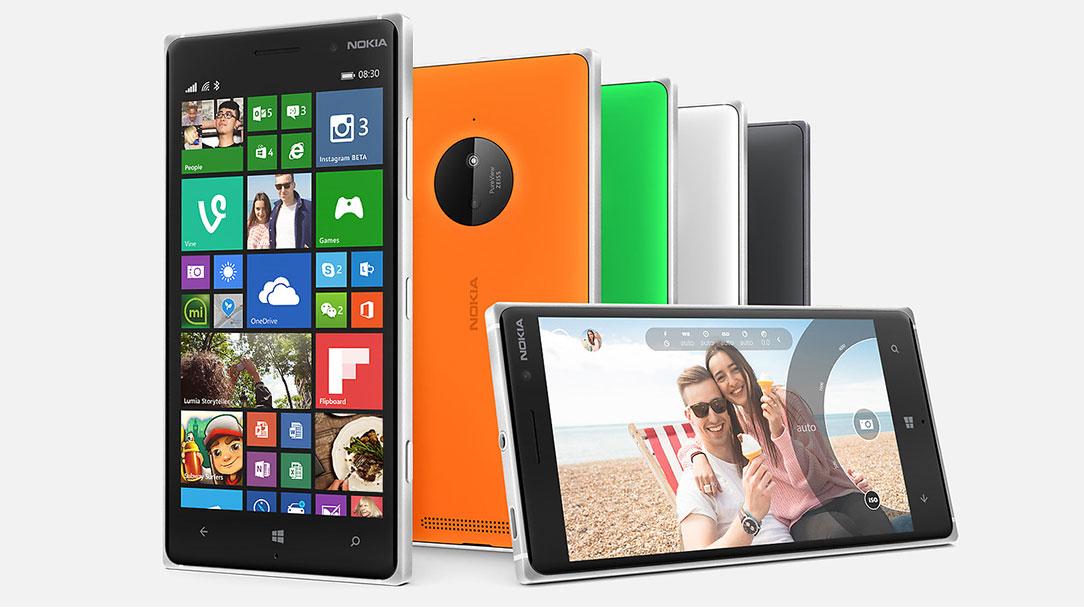 Nokia Lumia 830 - SlashGear
