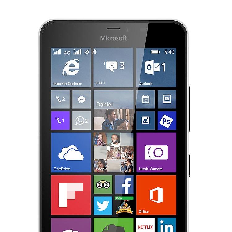 Lumia 640 XL LTE Double SIM