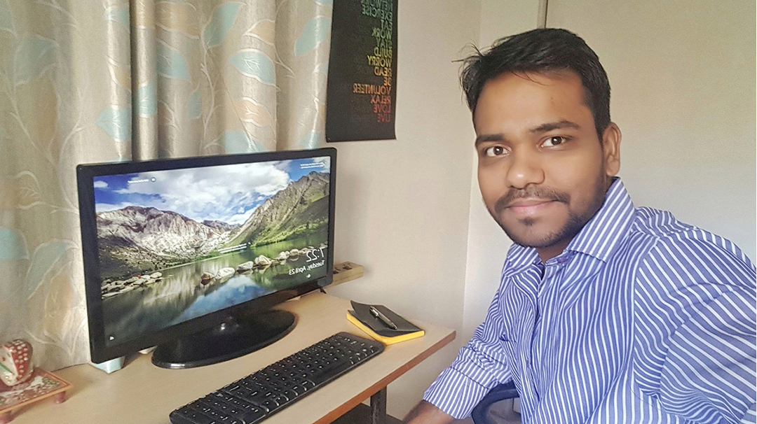 Windows Community interviews Windows enthusiast: Rohit Langde