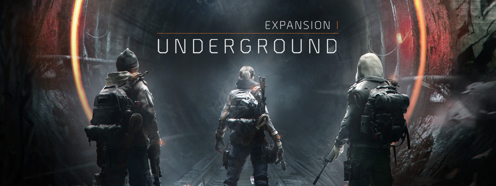 Expansion 1: Underground
