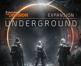 Tom Clancy's Division Expansion 1 – Underground