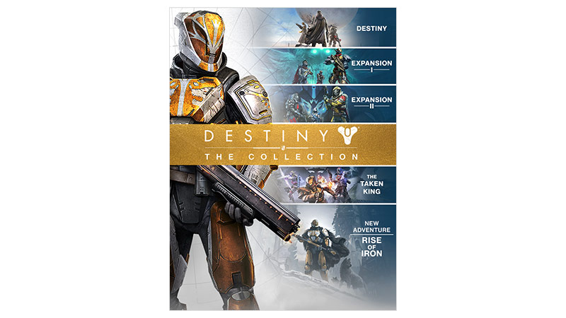 Destiny Standard Edition-coverbillede