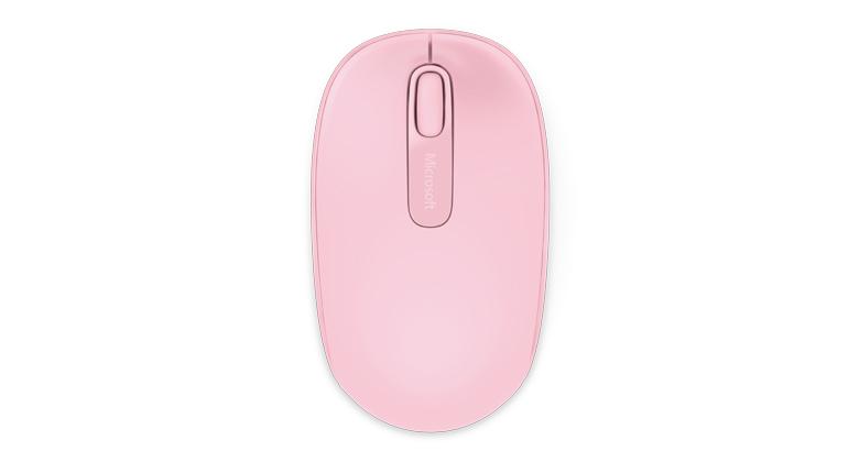 Microsoft 無線行動滑鼠 1850