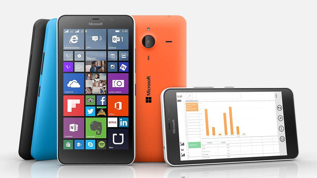 Microsoft Lumia 640 Xl Dual Sim Smartphones Microsoft
