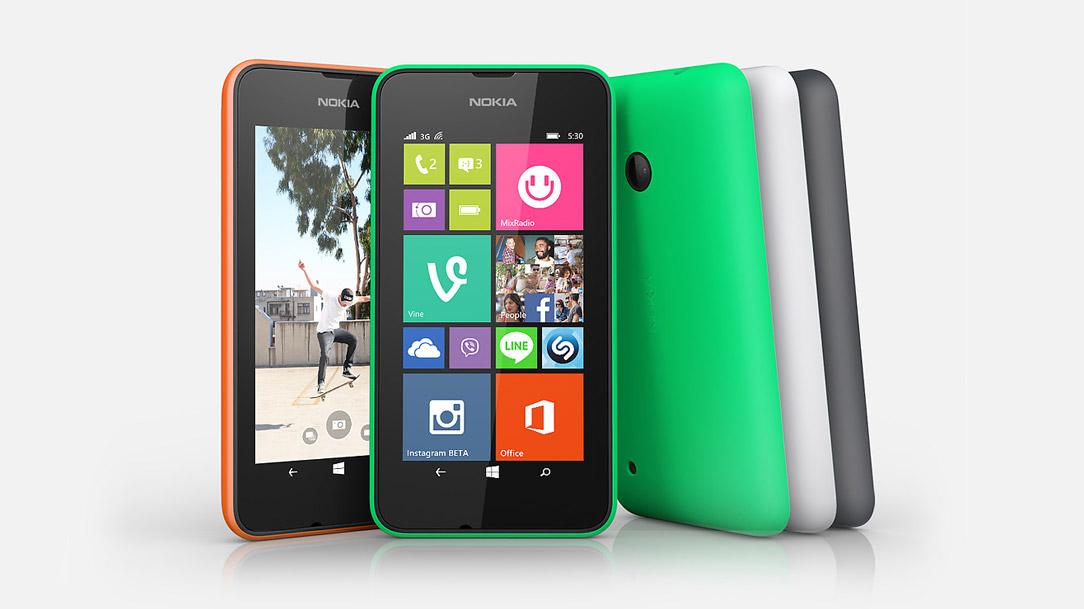 Nokia Lumia 530 Dual SIM specs, review, release date - PhonesData