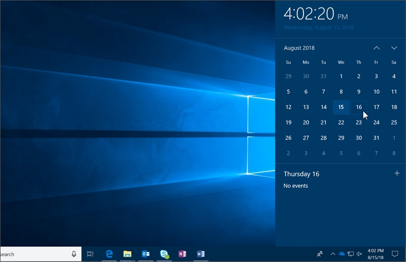 Windows clock is your most accurate timekeeper | Windows