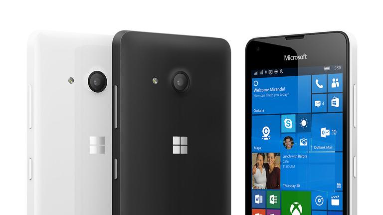 microsoft lumia 550 operating instructions