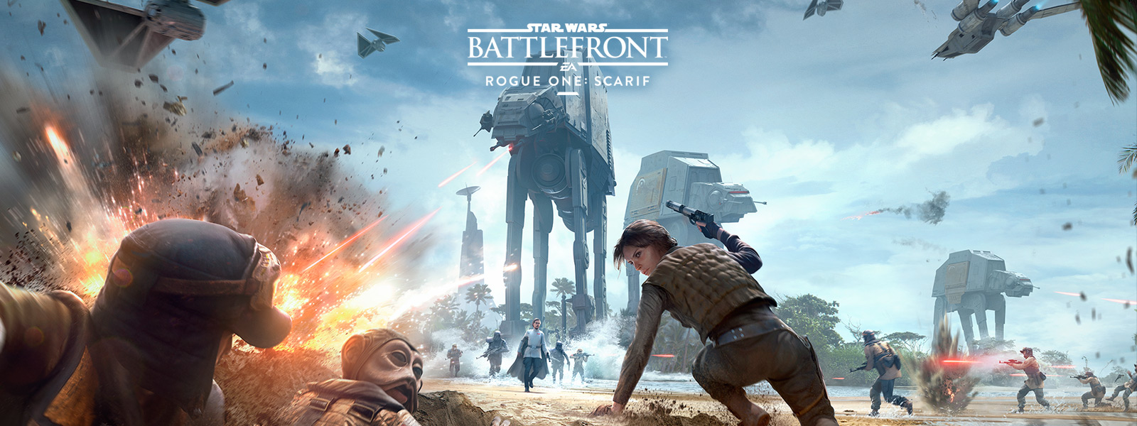 Star Wars Battlefront Rogue One