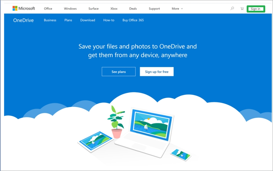 OneDrive_sign-in