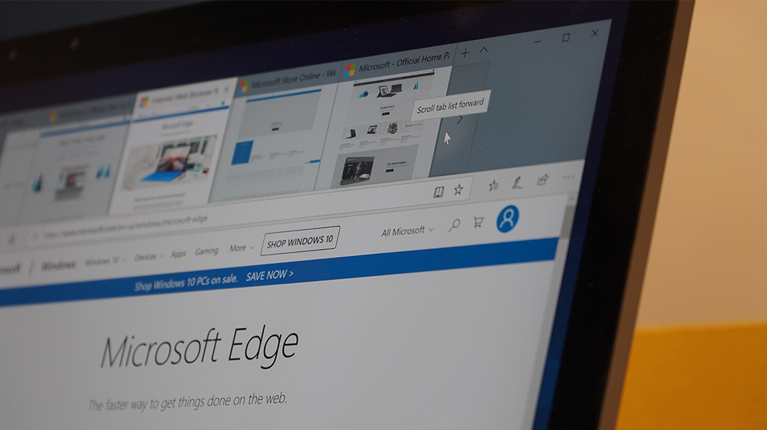 Five Microsoft Edge features to boost productivity while browsing