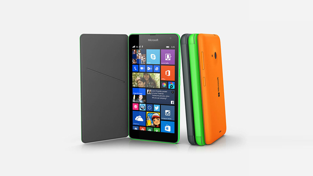 Microsoft Lumia 535 Affordable Smartphone With A 5mp