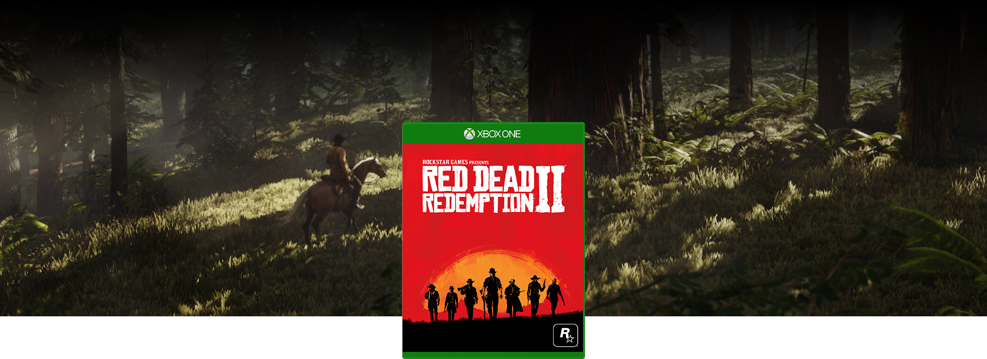 Red Dead Redemption 2 boxshot